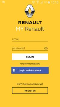 My_Renault apk screenshot