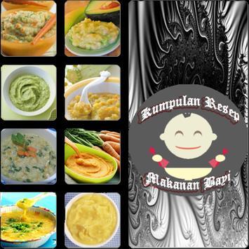 Kumpulan Resep Makanan Bayi poster