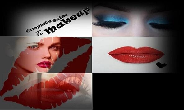 Complete Makeup Guide apk screenshot