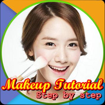 Makeup Tutorial Step by step poster