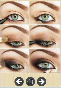 Makeup Tutorial Step by step apk screenshot