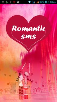 Romantic Picture SMS poster