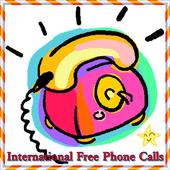 Make Free International Calls icon