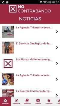 NO Contrabando–App de Altadis apk screenshot