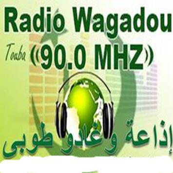 RADIO WAGADOU TOUBA poster