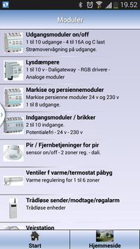 Knx fra Wexøe A/S apk screenshot