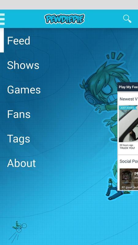 Pewdiepie Official App Apk Download Free Entertainment