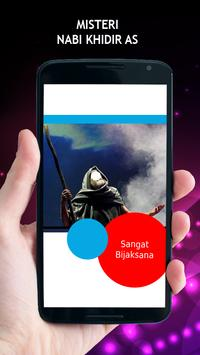 Misteri Nabi Khidir AS apk screenshot