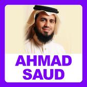 Ahmad Saud Quran MP3 icon