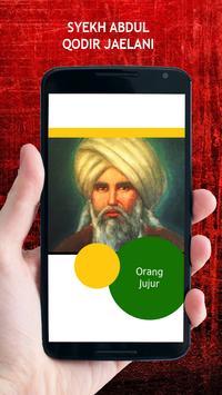 Syekh Abdul Qodir Jaelani apk screenshot