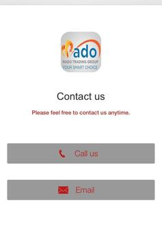 MADO Trading Group apk screenshot