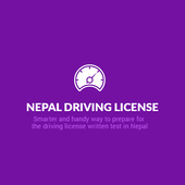 Nepal Driving License icon