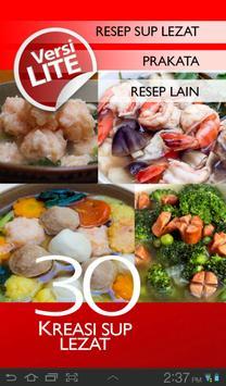 30 Kreasi Sup Lezat Lite poster