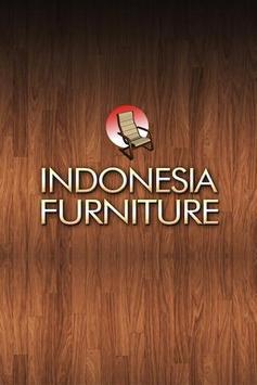 Indonesia Furniture poster