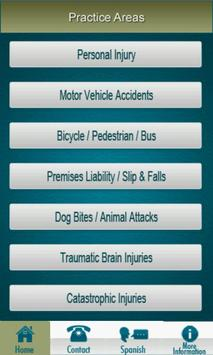 Mains Law app by Mains, Clark apk screenshot