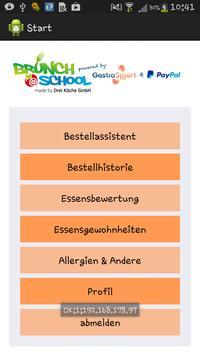 GastroSmart App poster