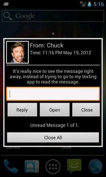 Message Alert apk screenshot
