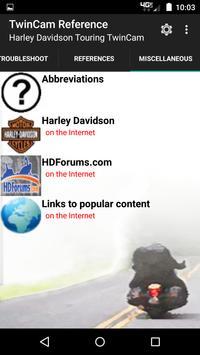 TwinCam Reference apk screenshot