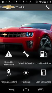 Major World Chevrolet poster