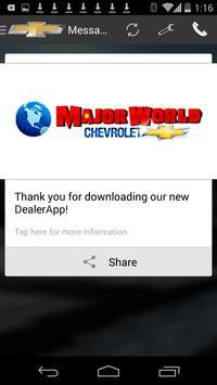 Major World Chevrolet apk screenshot