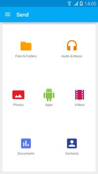 SuperBeam | WiFi Direct Share apk screenshot