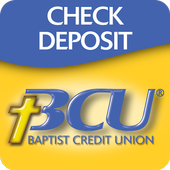 BCU Check Deposit icon