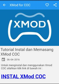 I Mod COC 2016 apk screenshot