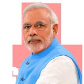 Narendra Modi & her success icon
