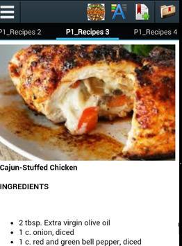 Chicken Recipes for Dinner apk screenshot