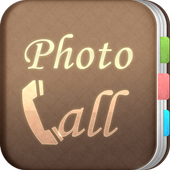 Photo Call - One touch call icon