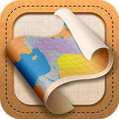 Bible Maps PLUS icon