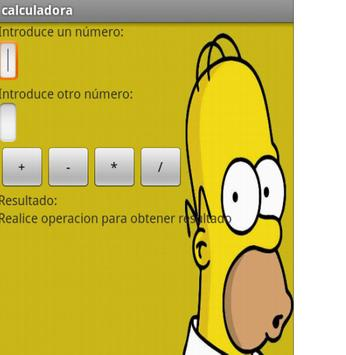 CalculaSimpson apk screenshot