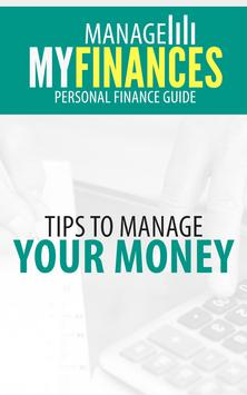 Manage My Finances Guide poster