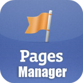 Pages Manager icon