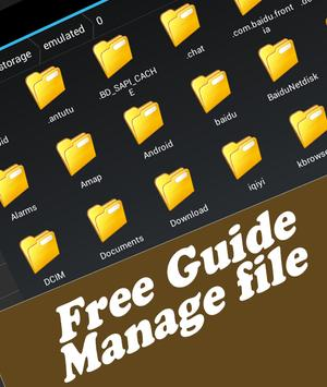 Tips For File Manager Tranfer poster