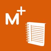 M+ Logs icon