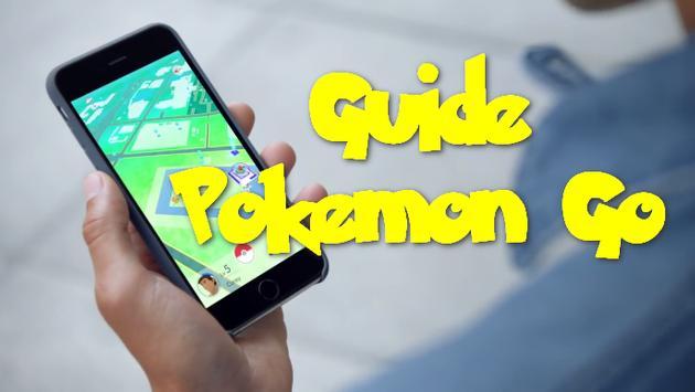 Guide Pokemon Go Pro poster