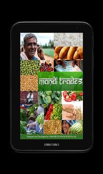 Mandi Trades apk screenshot