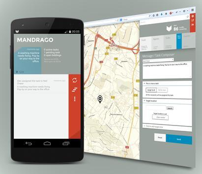 Mandrago Agent apk screenshot