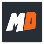 Mangadraft - BD, Manga, Comics icon