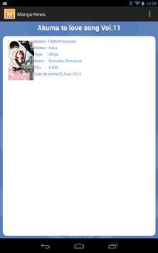 Manga-News apk screenshot
