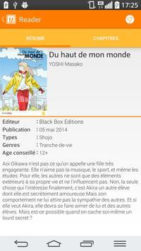 Manga-News Reader apk screenshot