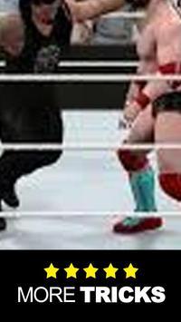 Best Tips WWE 2k16 New apk screenshot