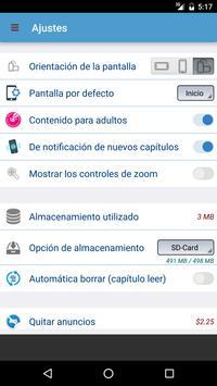 Manga en Español apk screenshot