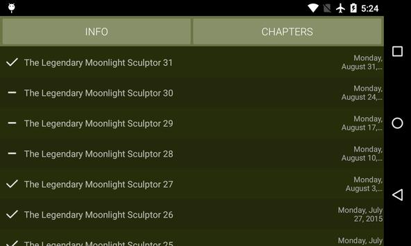 MangaZoo - Free Manga Reader apk screenshot
