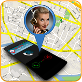Caller ID Mobile Live Tracker icon