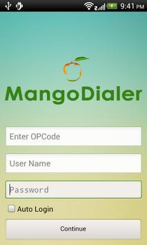 MangoDialer poster