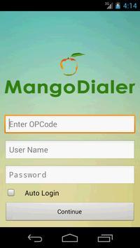 MangoDialer apk screenshot