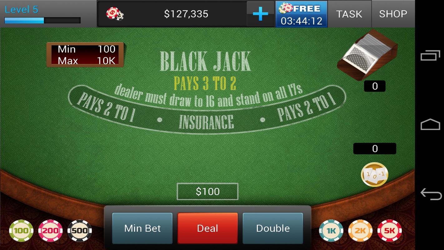 Blackjack apk android