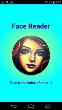 Face Reading Guide poster